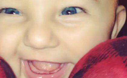 Belen Rodriguez mamma: le prime parole di Santiago [VIDEO]