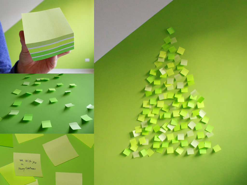 Albero-di-post-it