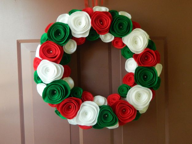 Ghirlanda roselline