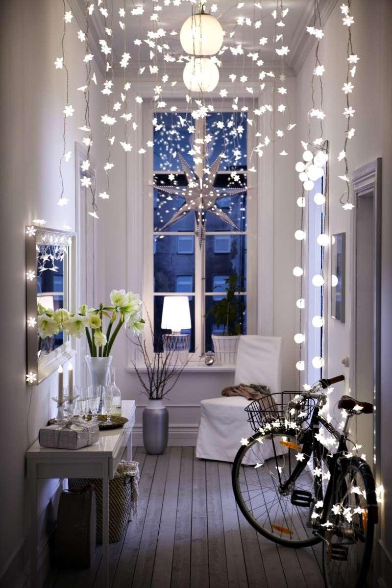 Idee Decorazioni Natalizie Casa.Addobbi Natalizi Ikea Tante Idee Per Decorare La Tua Casa Foto