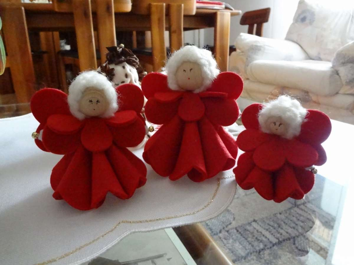 Lavoretti di natale gli angioletti da fare con i bambini for Angeli da stampare e colorare