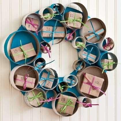 Lavoretti di Natale con materiale riciclato: economici ed ecologici [FOTO]