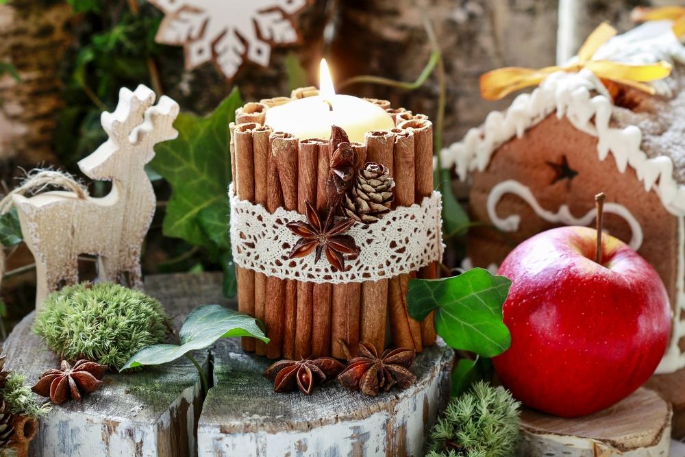 Centrotavola di Natale fai da te: tante idee creative [FOTO]
