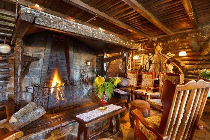 L 39 arredamento ideale per la casa in montagna foto for Foto per arredare casa