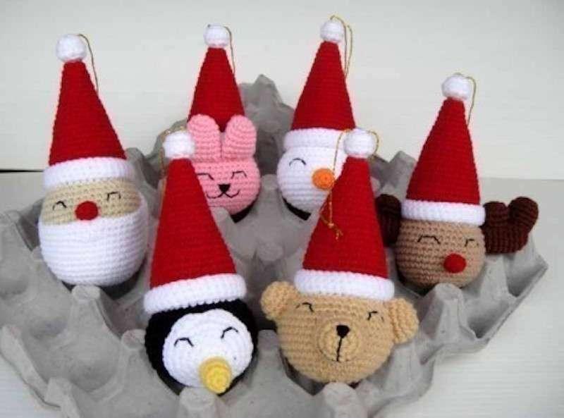 Lavoretti Fai Da Te Di Natale.Lavoretti Di Natale All Uncinetto Tante Idee Fai Da Te