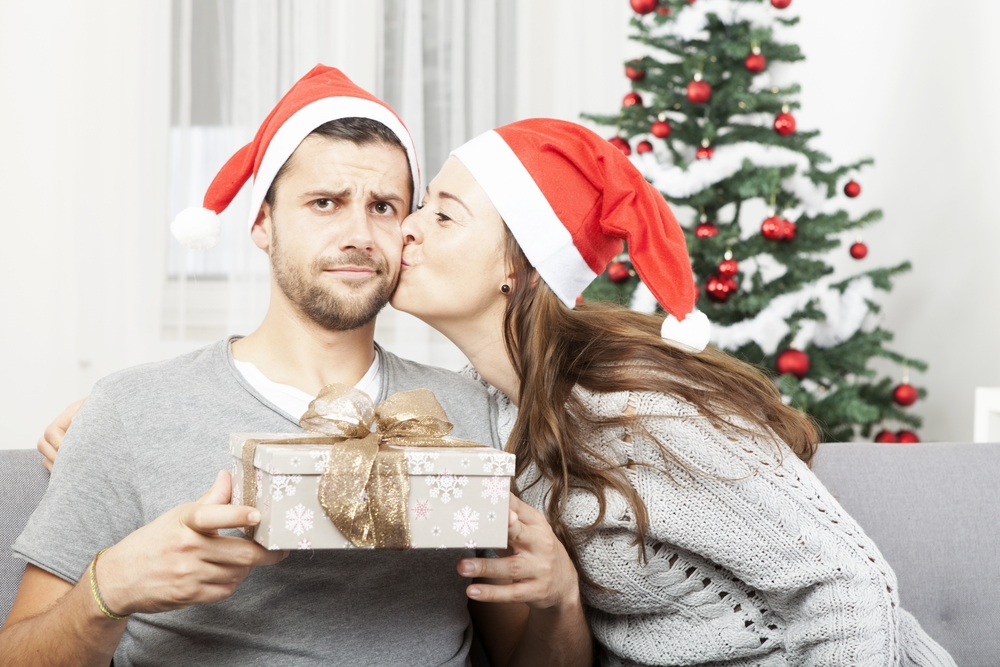 9 regali di Natale da non fare al tuo fidanzato