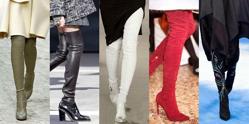 Quale modello di stivali è adatto a te? [TEST]