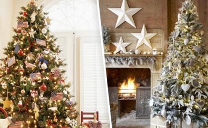 Qual è l'albero di Natale che preferisci?