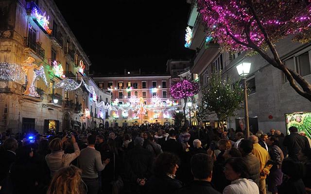Salerno illuminata