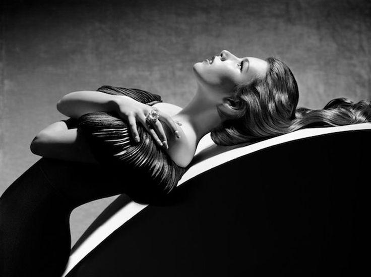 Vintage look per Emma Roberts