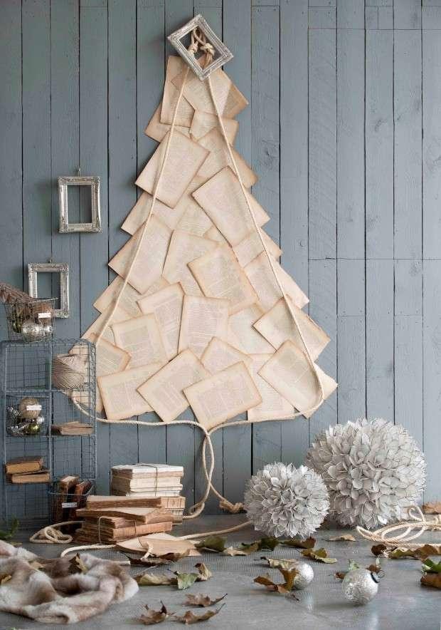 Gli alberi di Natale più strani [FOTO]