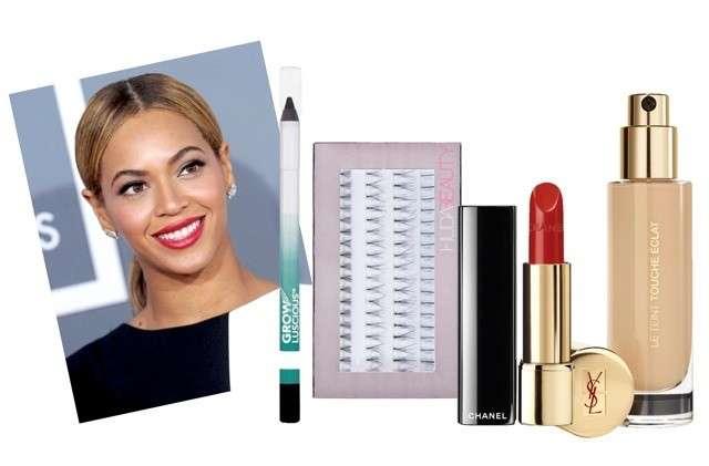 Beyonce beauty routine