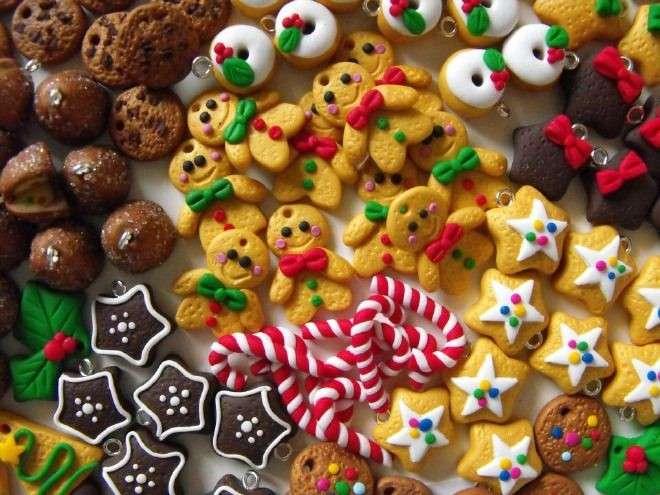 Lavoretti Di Natale Con Pasta Fimo.Lavoretti Di Natale In Fimo Decorazioni E Idee Regalo Fai Da Te Foto Pourfemme