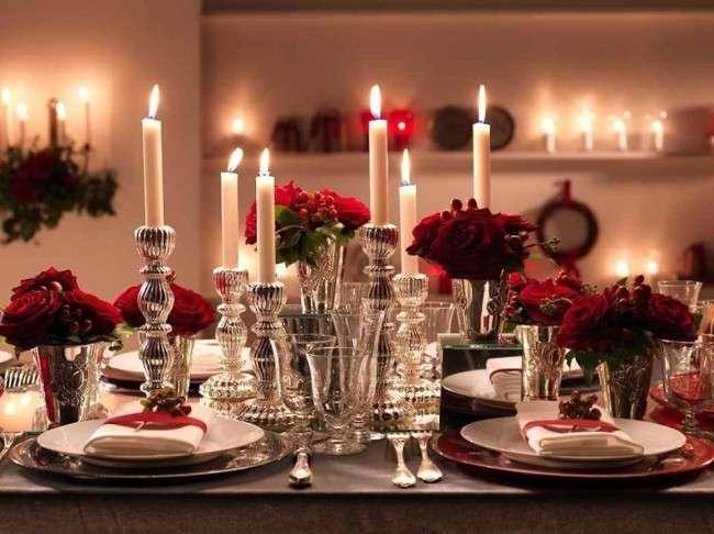 La tavola di capodanno come apparecchiarla e decorarla per renderla speciale pourfemme - Tavola di capodanno idee ...