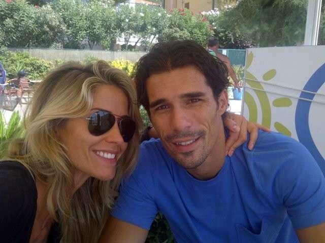 Elena Santarelli incinta di Bernardo Corradi? Arriva la smentita [FOTO]