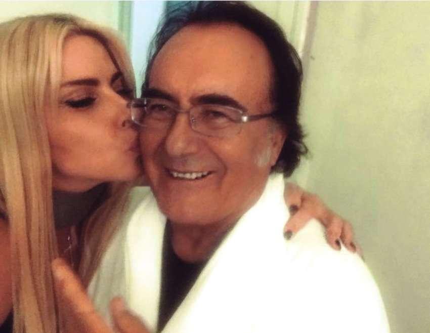 Albano e Loredana Lecciso, nozze rimandate [FOTO]