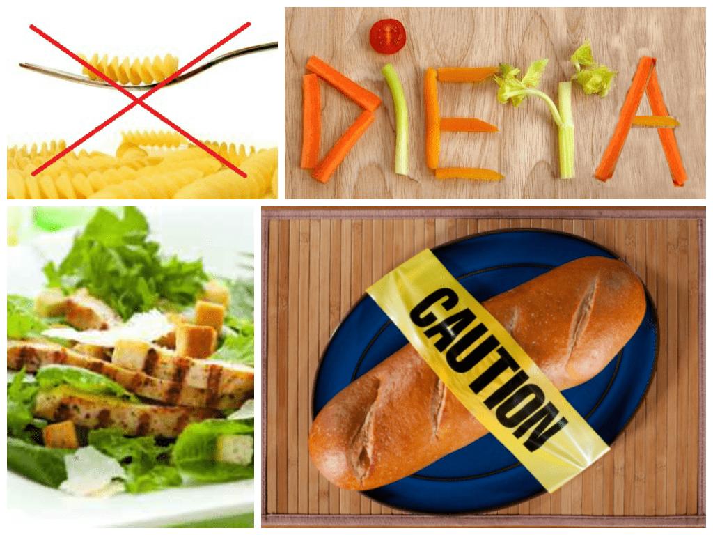 Dieta ipoglucidica: esempio e cosa mangiare