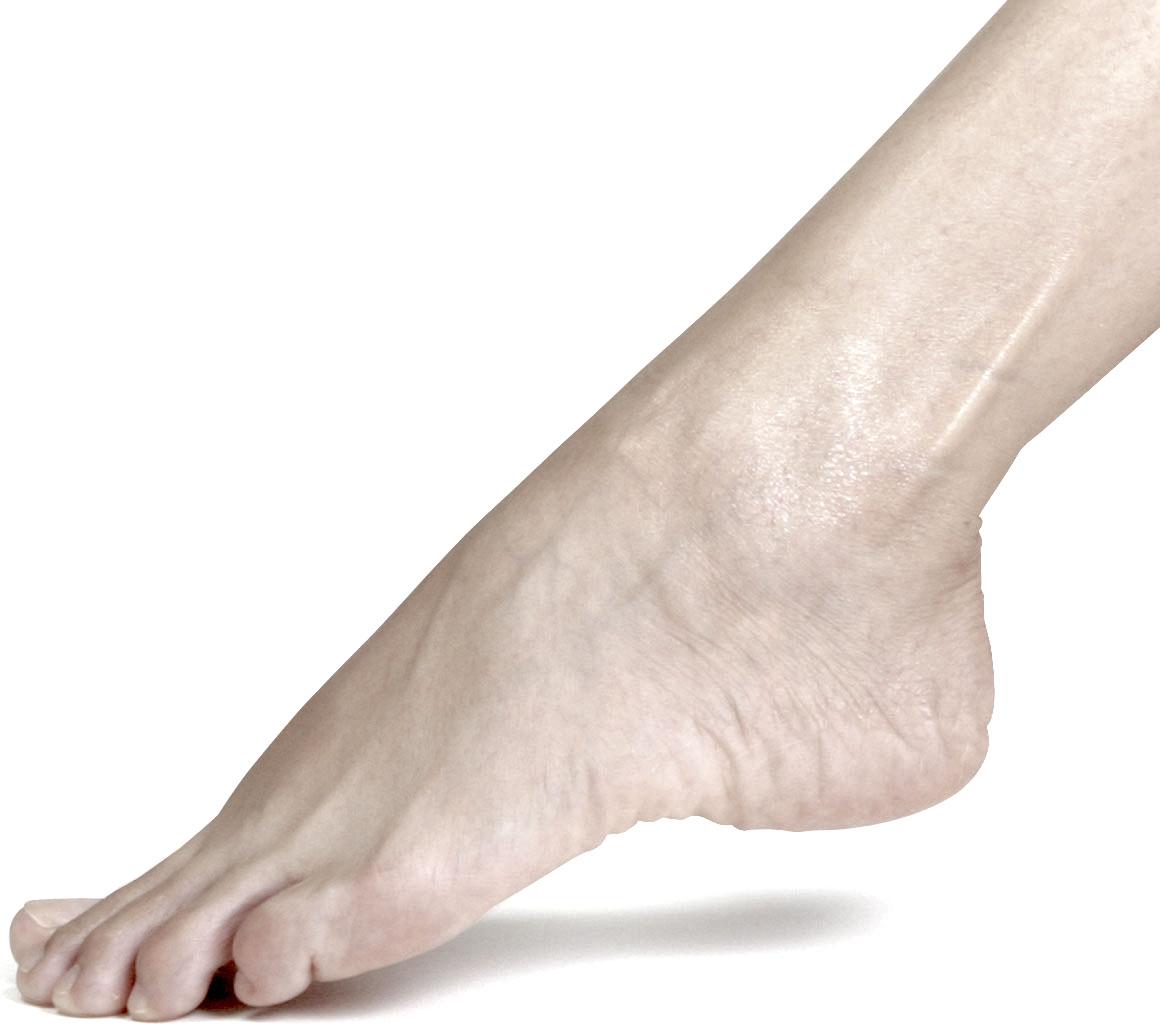 Tendinite del piede