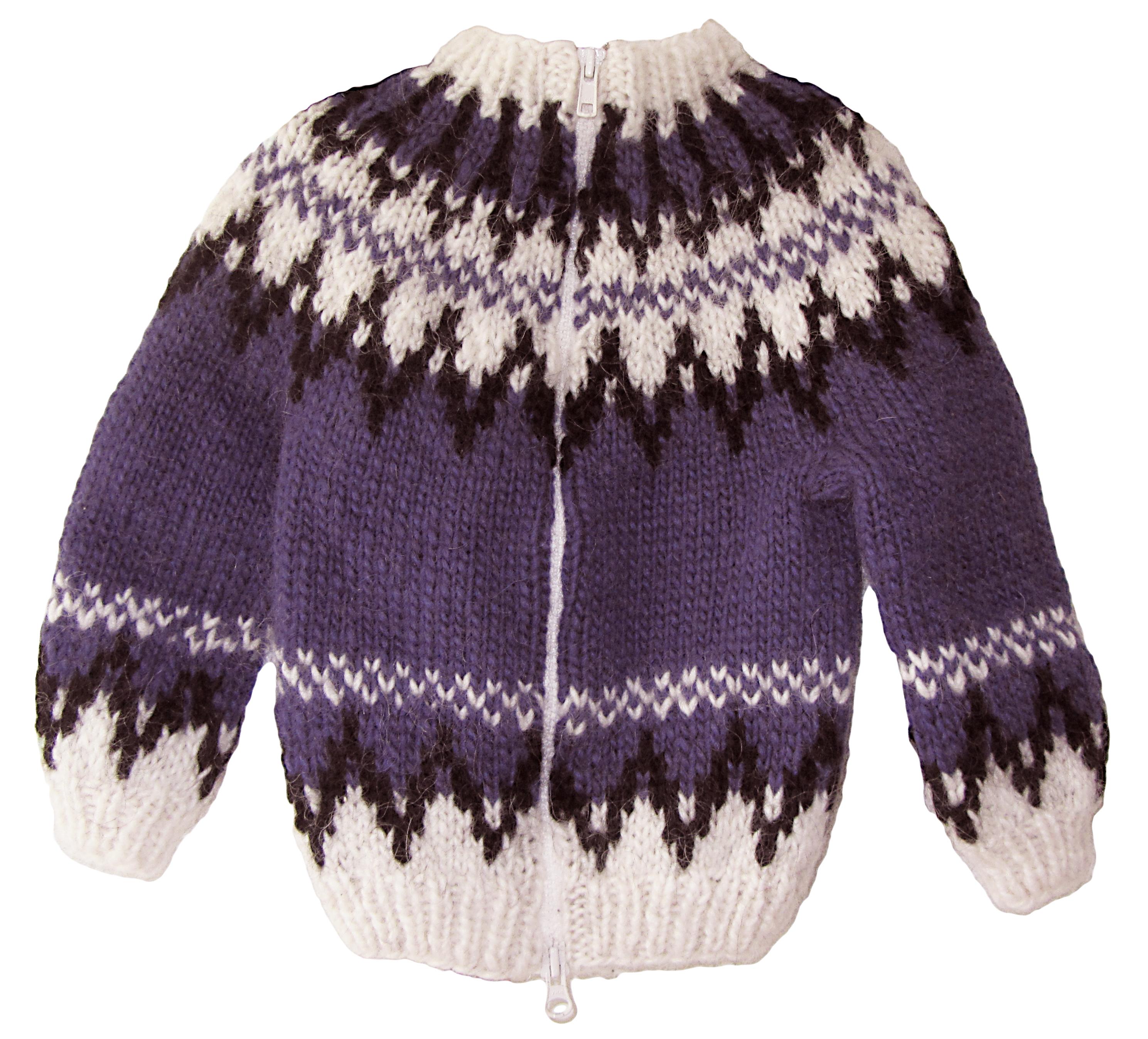 Abiti-a-maglia-per-bambini