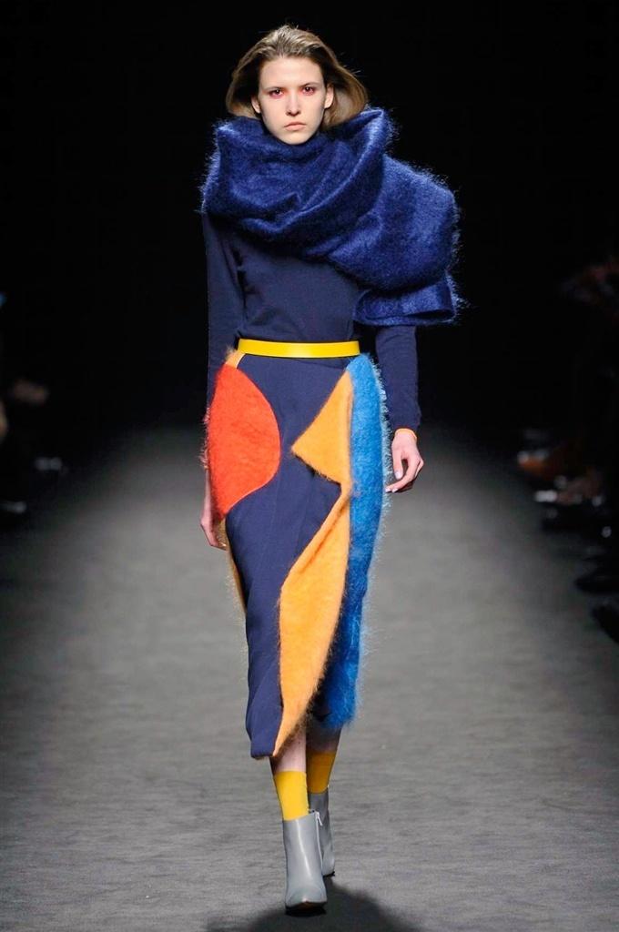 come abbinare colori abbigliamento il blu da byblos