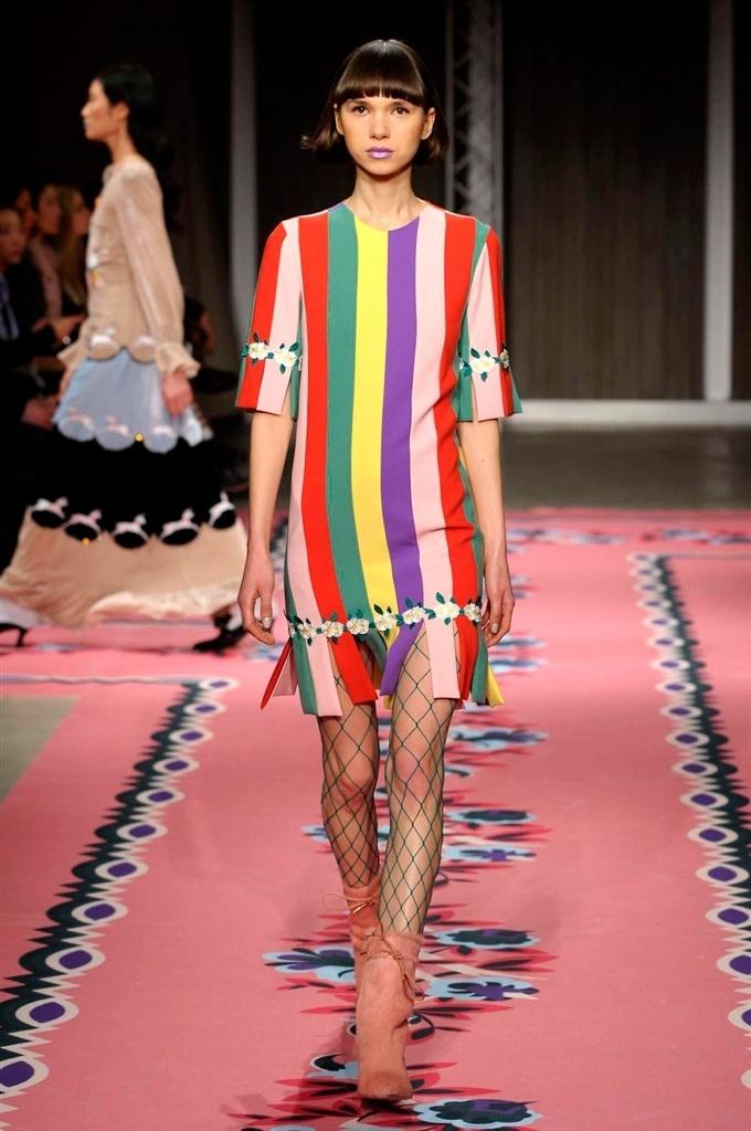 come abbinare colori abbigliamento vivetta stampe multicolor