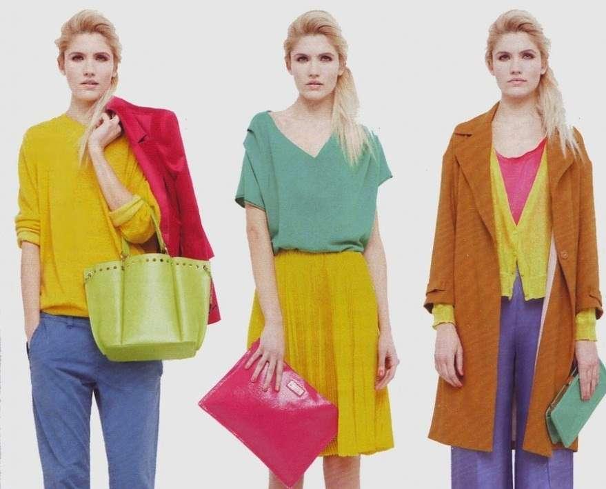 Come abbinare i colori nell'abbigliamento, consigli utili
