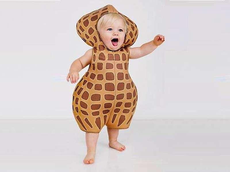 Costumi di Carnevale per neonati fai da te [FOTO]