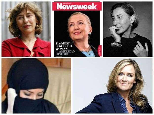 Donne simboli di successo