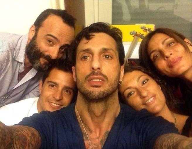 Fabrizio Corona dopo il carcere