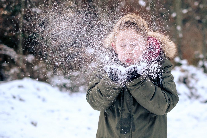 Filastrocche sull'inverno per bambini
