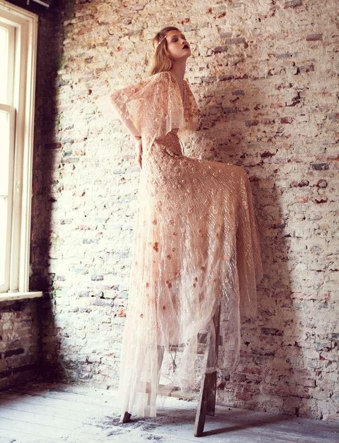 79de7a2e903f Il tessuto dell abito da sposa  quale scegliere   FOTO