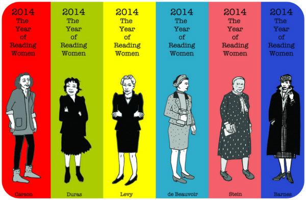 2014, l'anno della lettura femminile