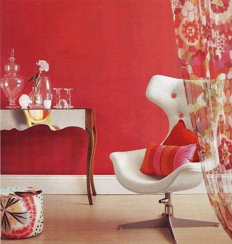 Come scegliere i colori per le pareti del soggiorno [FOTO] | Pourfemme