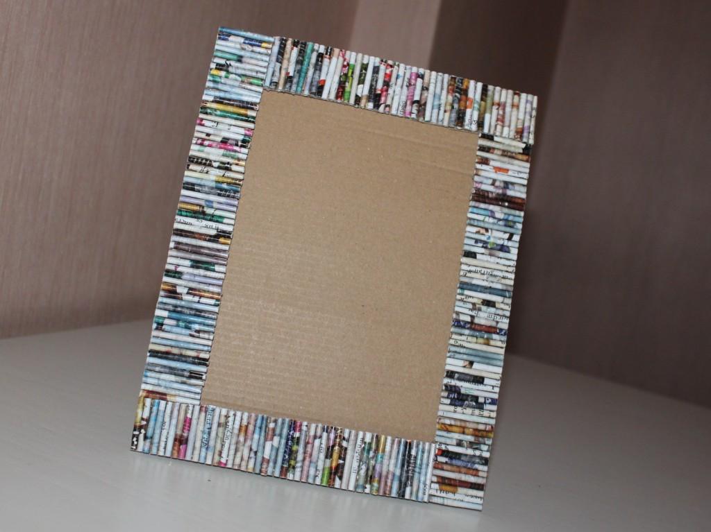 Riciclo creativo con la carta tante idee fai da te foto for Fai da te oggetti creativi