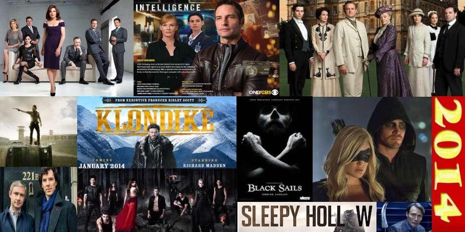 Serie TV: tutte le novità del 2014