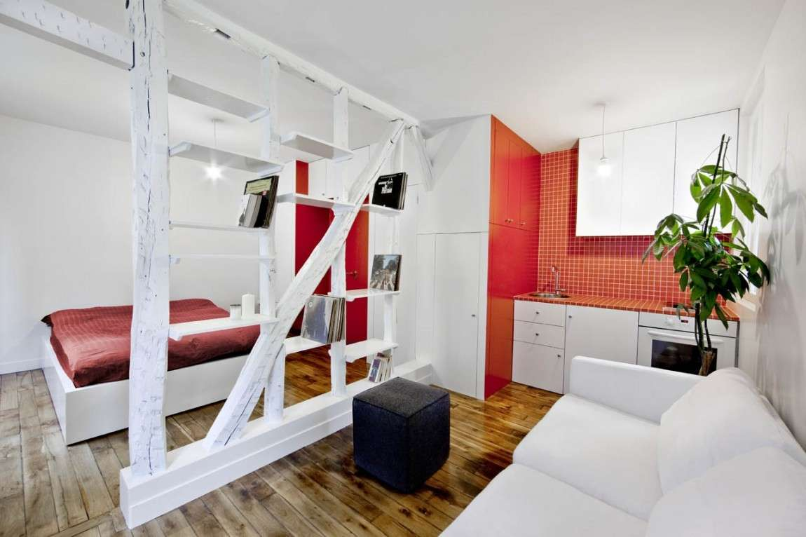 Consigli per arredare una casa con poco spazio [FOTO]