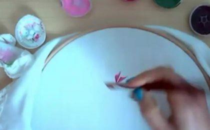 Pittura su stoffa: come si fa? [FOTO+VIDEO]