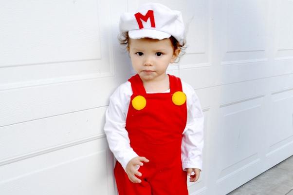 Costumi Di Carnevale Per Bambini Fatti In Casa Foto Pourfemme