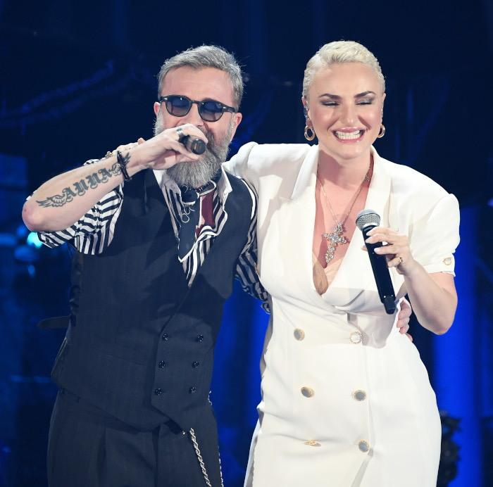 Duetto Marco Masini e Arisa, Sanremo 2020