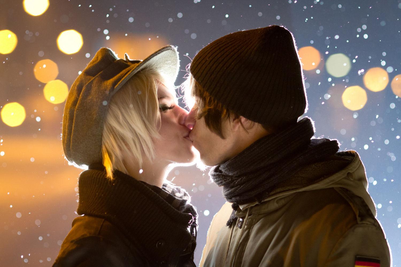 Baciare fa dimagrire?