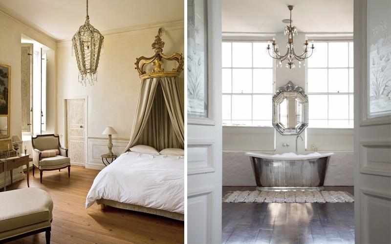 Arredamento in stile parigino per la tua casa foto for Arredamento stile parigino