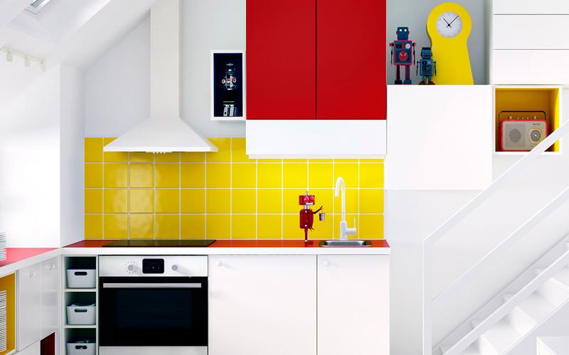 Cucina catalogo Ikea 2014
