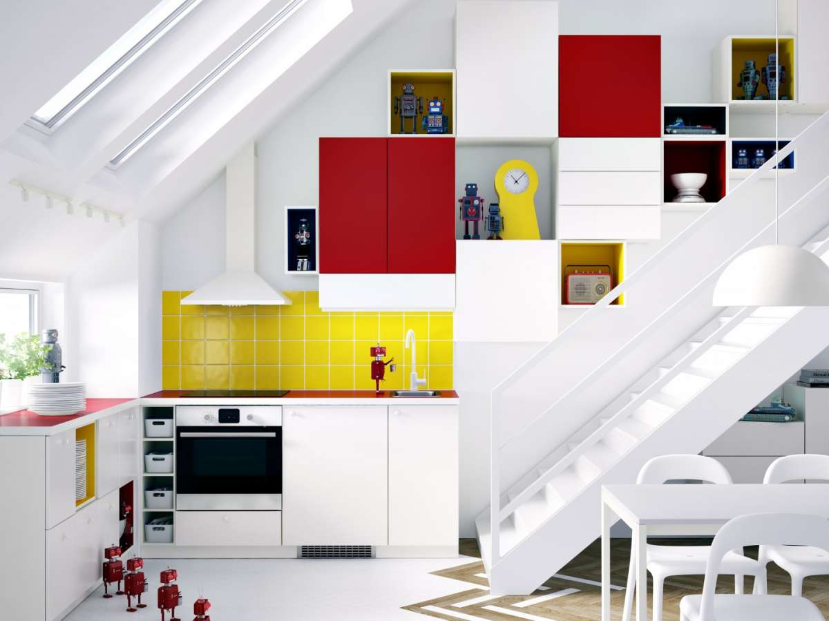 Cucine Ikea: catalogo 2014 per arredare la tua casa [FOTO] | Pourfemme