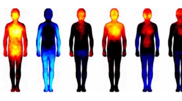 La mappa delle emozioni: chi sa dove sono, le vive meglio