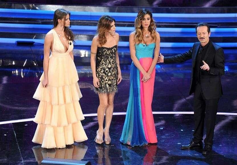 Festival di Sanremo, gli abiti delle donne che ci hanno fatto sognare [FOTO]