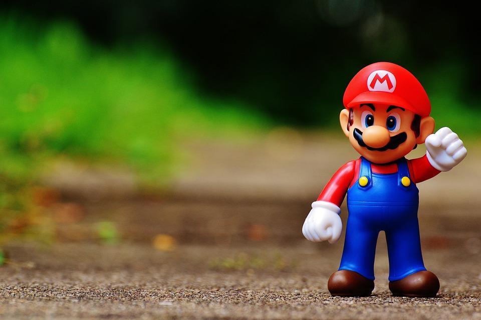 Costume da Super Mario