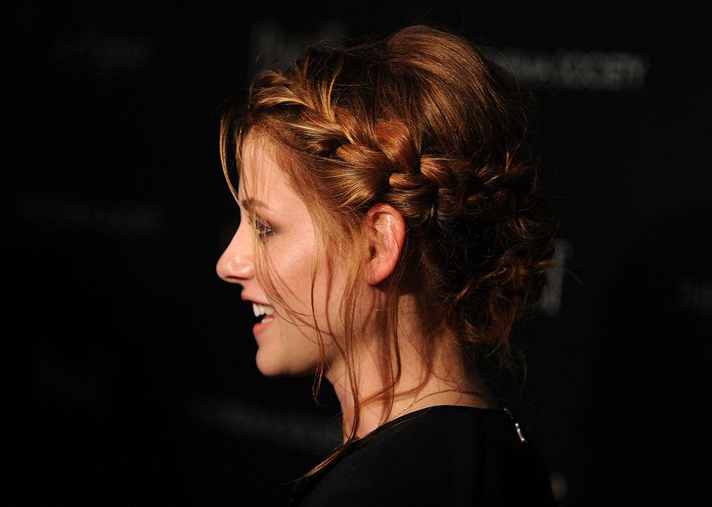 Kristen Stewart di profilo