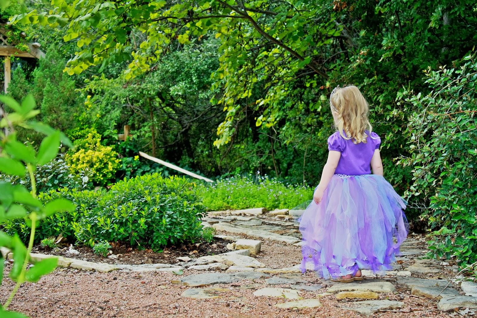 vestito da principessa carnevale