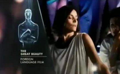 La Grande Bellezza conquista Hollywood [VIDEO]