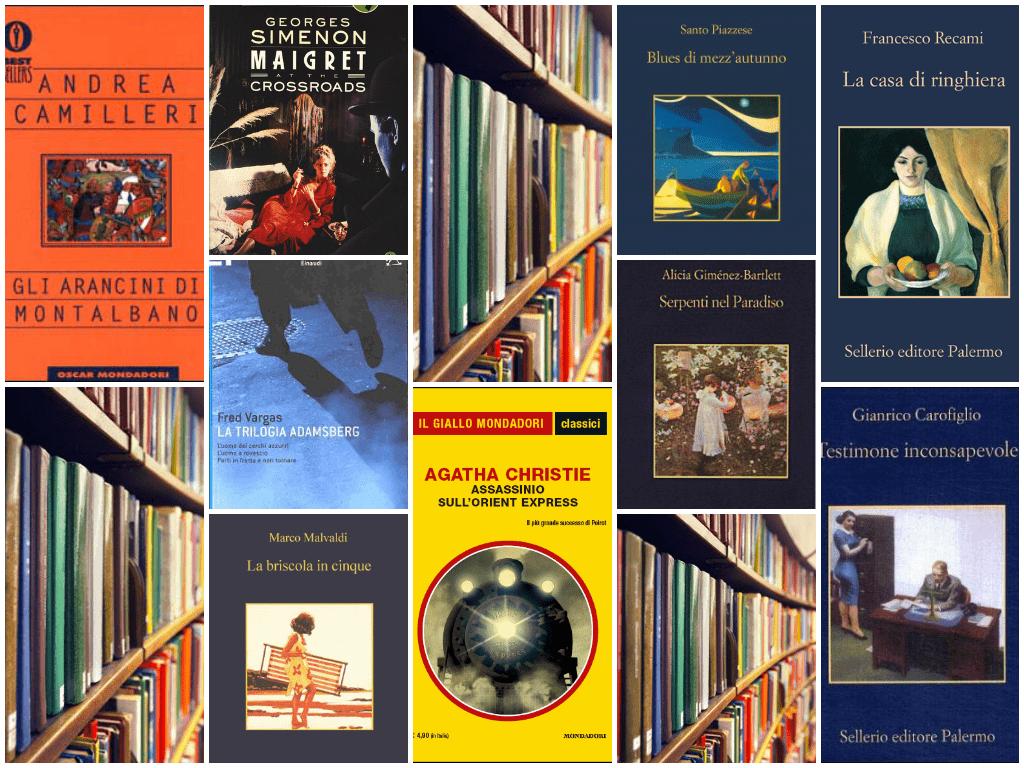 10 libri gialli consigliati da leggere